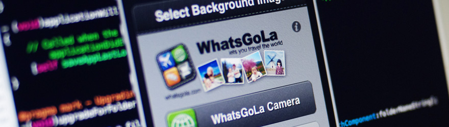 WhatsGoLa - lets you travel the world